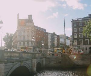 dublin, ireland, and streets image
