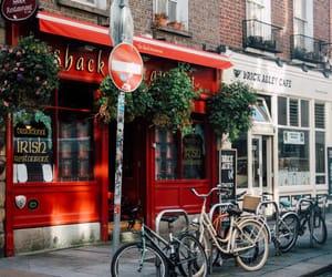 bar, city, and dublin image