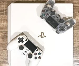 gamer, playstation, and sony image