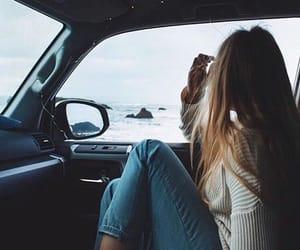 girl, travel, and tumblr image