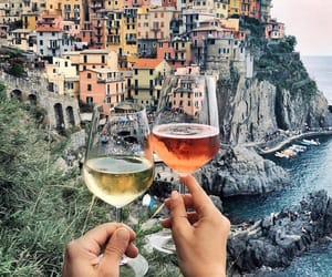 cinque terre, italy, and luxury image