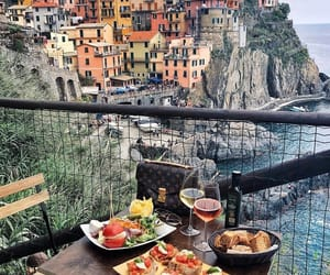 summer, travel the world, and cinque terre image