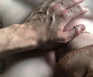 body, gay, and touch image