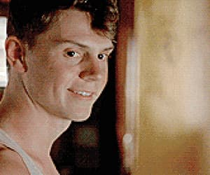 freak show, gif, and evan peters image