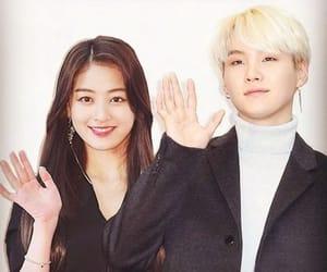 twice, bts, and yoonghyo image