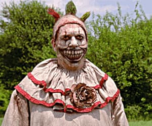 freak show, american horror story, and gif image