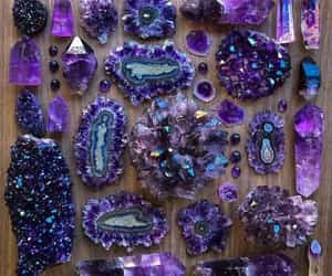 accessories, fashion, and amethyst image