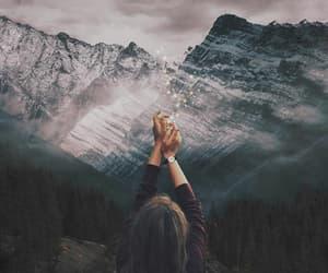 alone, girl, and feeling image