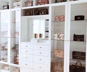 bags, closet, and fashion image