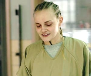 tricia, madeline brewer, and orange is the new black image