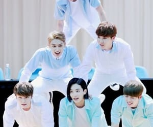 Seventeen, s coups, and vernon image