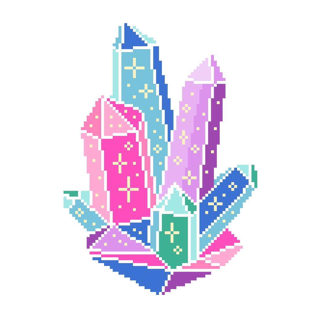 Image About Cute In Digital Pixel Art By Cmz Special Asian