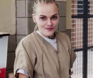 tricia, orange is the new black, and madeline brewer image