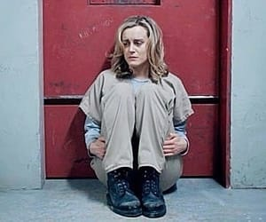 taylor schilling, orange is the new black, and ****sgiving image