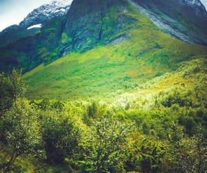 belleza, montaña, and paisaje image