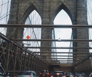 bridge, crazy, and day image