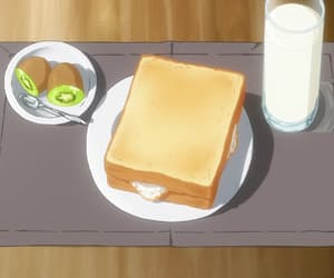 animation, food, and anime food image