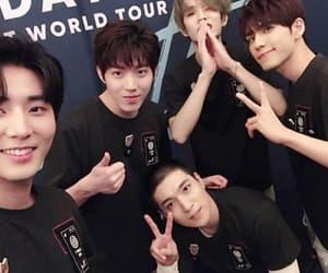 band, korean, and dowoon image