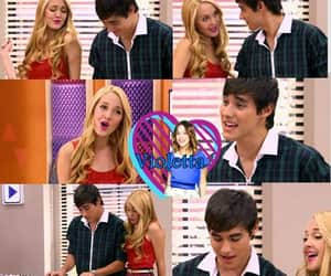 disney, serie, and violetta image