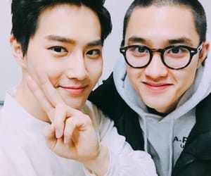 exo, d.o, and suho image