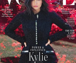 kylie jenner, vogue, and beauty image