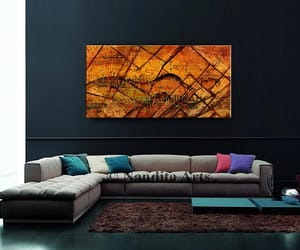 abstract, etsy, and orange image