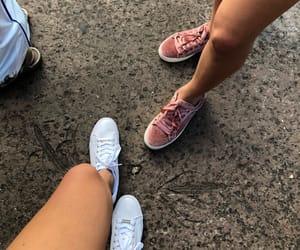 disney, shoes, and fashion image