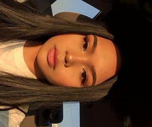 melissa calma, beauty, and eyebrows image