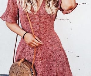 boho, casual, and chic image
