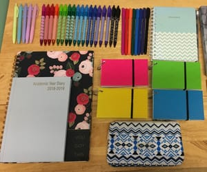 life, stationary, and school image