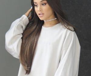 ariana grande, beauty, and girl image