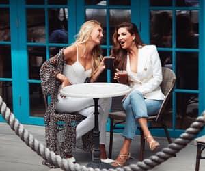 cafe, fashion, and models image