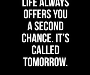 inspiring, life, and second chance image