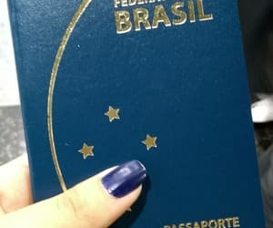 brasil, exchange, and passport image