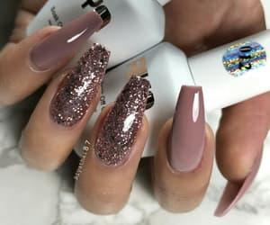 hand, nail, and nails image