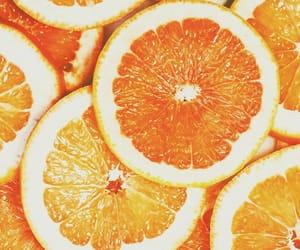 orange, fruit, and aesthetic image