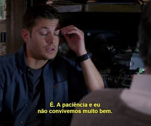 dean, serie, and spn image