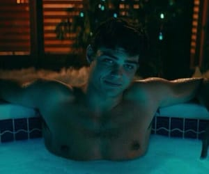 handsome, jacuzzi, and jenny han image