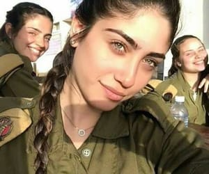 army, girls, and military image