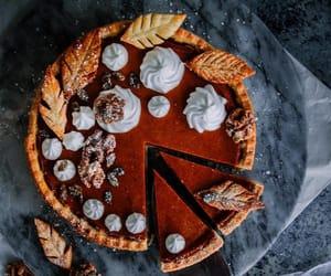 autumn and pie image