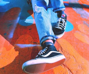 cool, shoes, and vans image