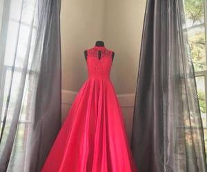 dress, homecoming, and long dress image