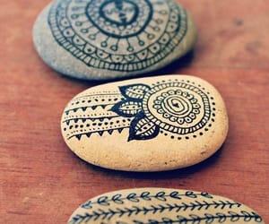 boho, decoration, and mandala image
