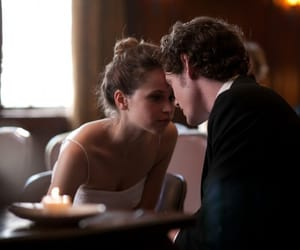 love, Anton Yelchin, and couple image