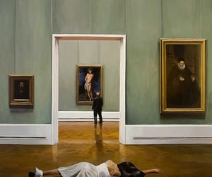 art, museum, and picture image