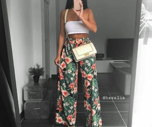 fashion, mirror, and mode image