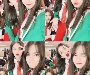 girls, korean, and doyeon image
