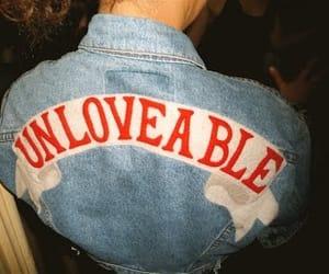 grunge, unloveable, and jacket image