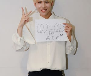 ace, k-pop, and wow image