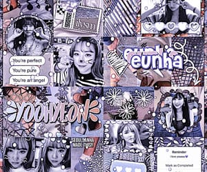 dreamcatcher, kpop edit, and editing image